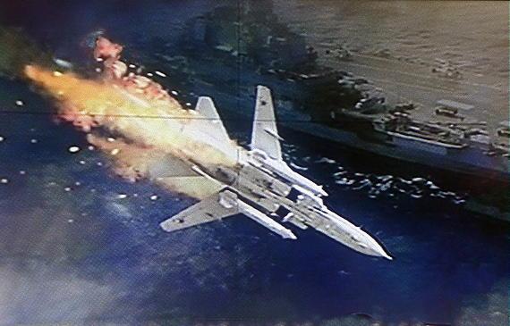 トルコがロシア戦闘機撃墜の背景...